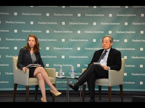The Geopolitics of America's Shale Revolution - Europe Panel: Hannah Thoburn and Edward Chow