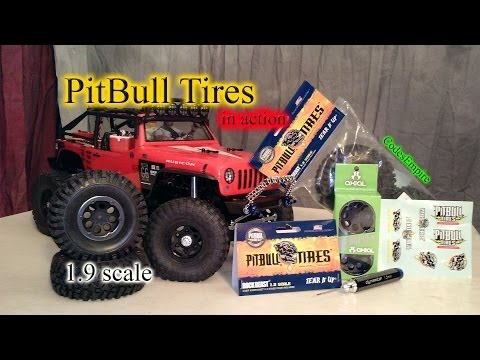 1.9 PitBull Tires in Action