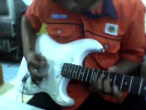 pelayaran guitar solo