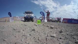 Видео 360: ралли «Шёлковый путь — 2017» Москва — Сиань