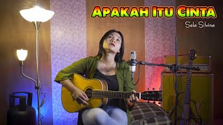 Download lagu Apakah Itu Cinta (AKUSTIK) - Ipank         Sela Silvina cover