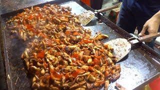 Cumi Dan Gurita Bakar Pedas Street Food Youtube