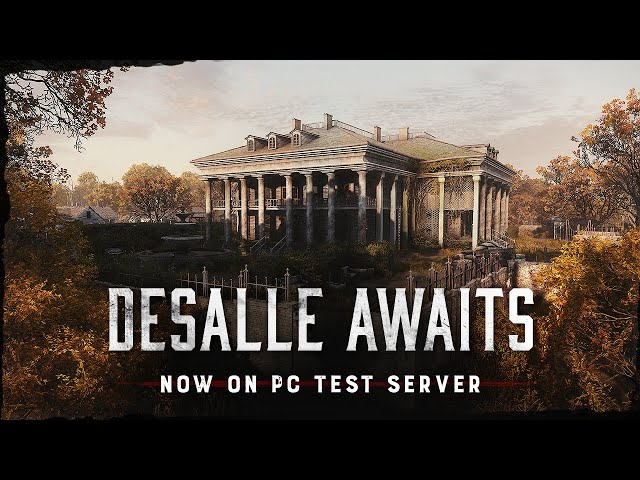 DeSalle Awaits You - New Map Trailer