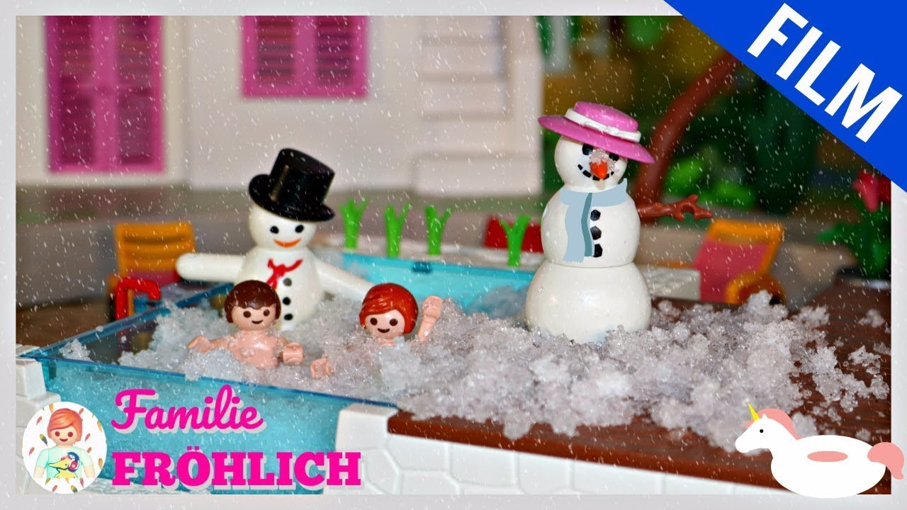 Playmobil Film deutsch - SCHNEE IN ITALIEN - PlaymoGeschichten ...