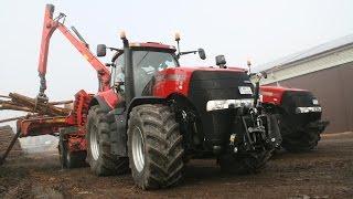 case ih magnum cvx im agrartechnik maschinentest