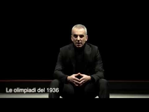 """""""Le Olimpiadi del 1936"""" con Federico Buffa"""