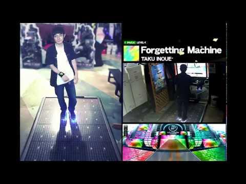 DnB Stepで「Forgetting Machine / TAKU INOUE」 #DANCERUSH_STARDOM