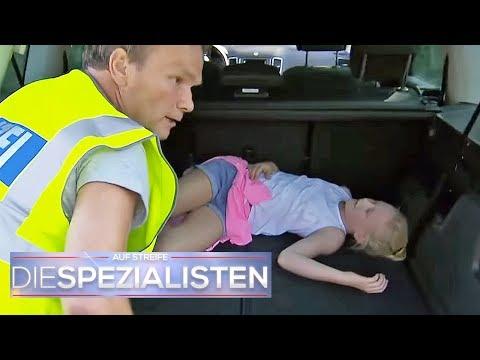 Gefahr Im Hochsommer: Kind (8) Im Auto Vergessen? | Die Spezialisten | SAT.1 TV