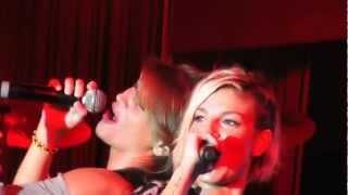 Emma Marrone & Alessandra Amoroso@Guidonia Non è l'inferno