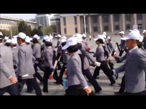 טיול עולמי עם יגאל צור צפון קוריאה