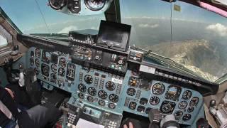 русские пилоты = заход на посадку = радиообмен