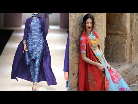 My Indo Western Outfit Ideas For 2018 (part 13)
