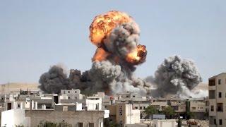 Срочно! Сирийские боевики применили химическое оружие