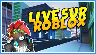 🔴 [RERUN] ROBLOX | JAILBREAK + STRUICID AND ANOTHER GAME: 900 SUB