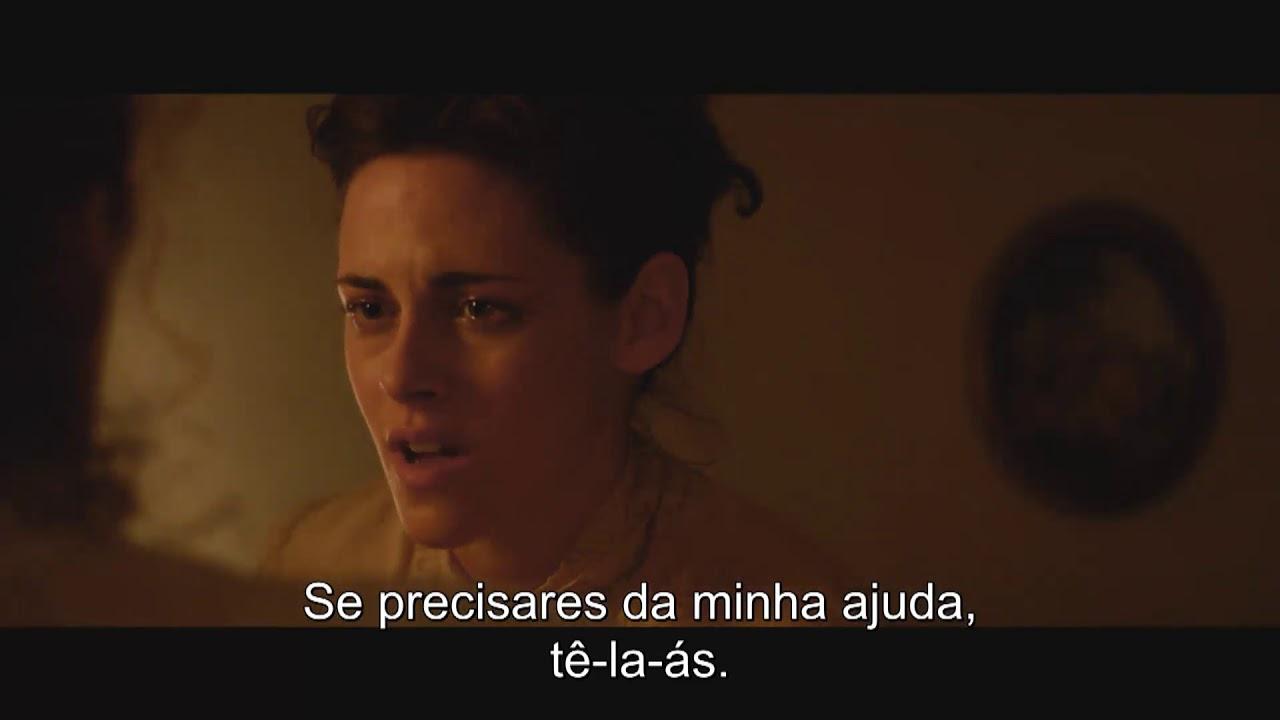 A VINGANÇA DE LIZZIE BORDEN (Lizzie) // Trailer Legendado