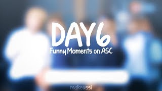 Video DAY6 Funny Moments on ASC download MP3, 3GP, MP4, WEBM, AVI, FLV Januari 2018