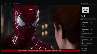 Iconic Comic Plays: Spider-Man PS4 New Game + #5!!