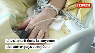 Un Français sur 20 a été contaminé par le coronavirus lors de la première vague