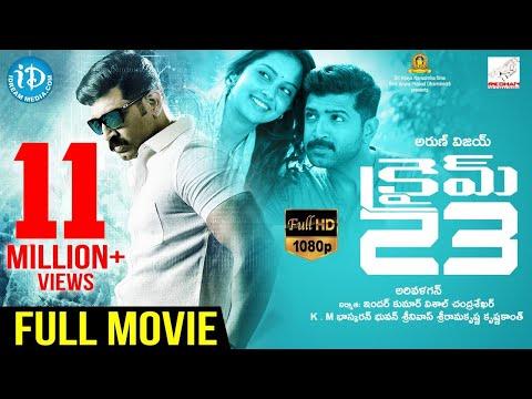crime-23-latest-telugu-full-movie-|-arun-vijay-|-mahima-nambiar-|-abhinaya-|-vishal-chandrasekhar