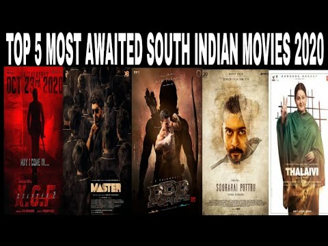 Top 5 upcoming Most Awaited South Indian Movies 2020