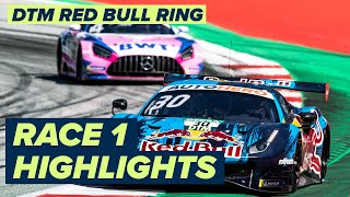 Lawson takes his 2nd victory   Red Bull Ring DTM Race 1   Highlights