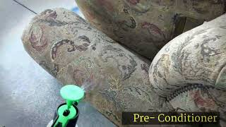 Fresh N Clean SWFL - Upholstery Cleaning