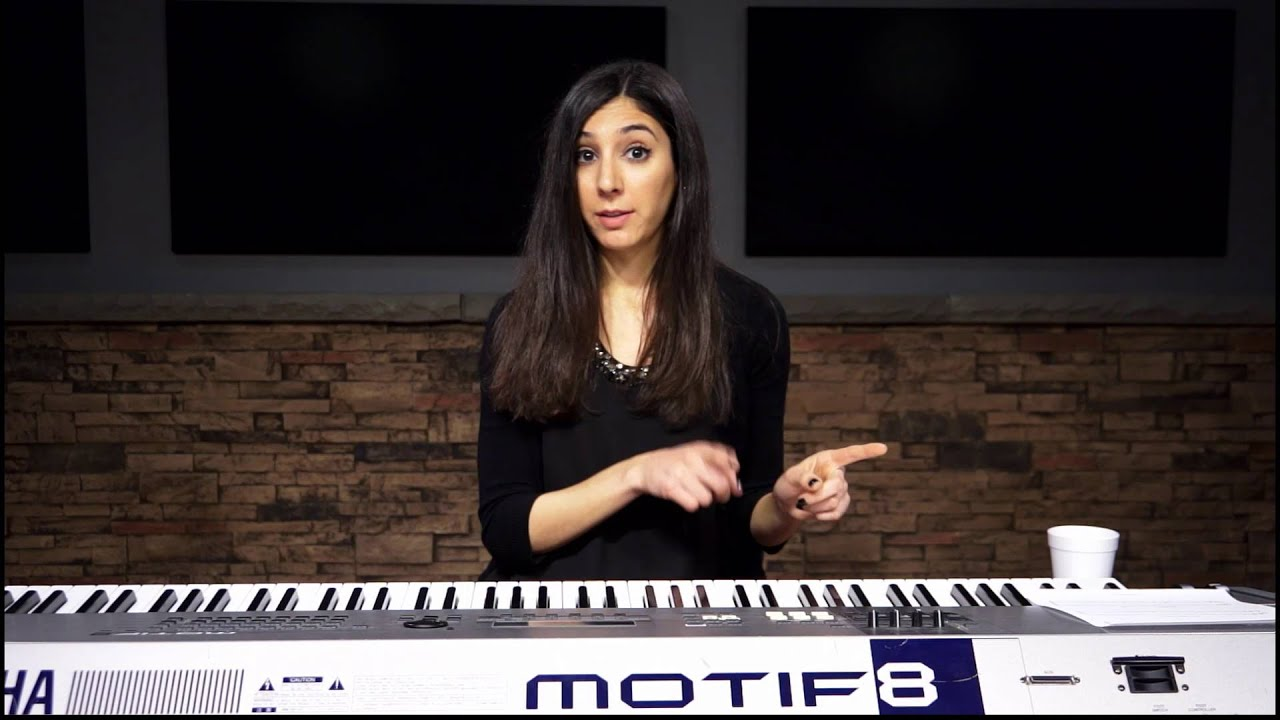 How to Read Sheet Music 101 (Sight-Reading) p6 with Lara Mirinjian