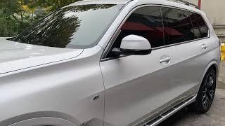 BMW X7 후퍼옵틱 프리미엄나노세라믹 썬팅