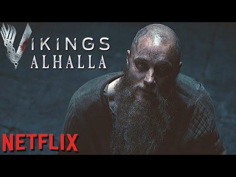 Vikings Valhalla - NETFLİX YENİ DİZİSİ GELİYOR  VİKİNGS SPIN-OFF PROJESİ!