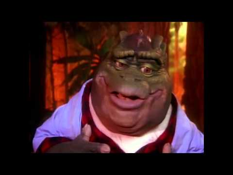 Mash up: Dinosaurs vs Notorious B.I.G.