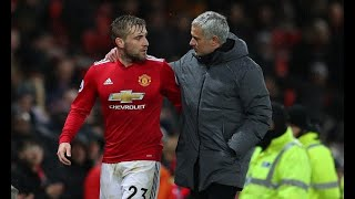 Luke Shaw 'can be the best in the world if he leaves Manchester Utd'