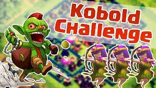 KOBOLD CHALLENGE mit Niclas Seebode /// Let's Challenge /// Clash of Clans deutsch