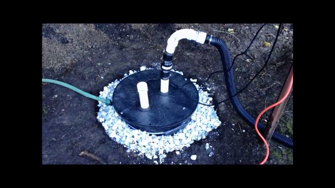 wiring a sump pump [ 1280 x 720 Pixel ]
