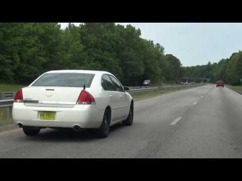 North Carolina D.O.C Vehicle caught Speeding  ...Department of Corrections