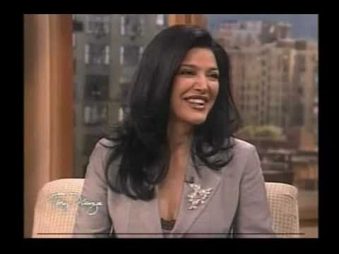 Shohreh Aghdashloo on The Tony Danza  12805