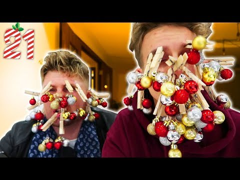 Download Youtube: PEG-FACE BAUBLE CHALLENGE