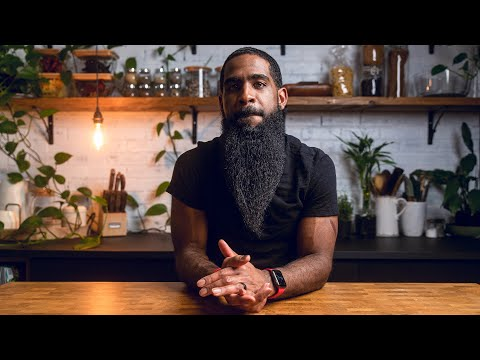 Easy Vegan What I Eat in a Day + Vegan Beard Routine