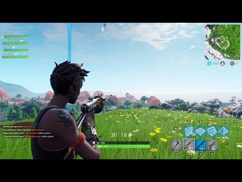 Fortnite Gameplay (PC HD) [1080p60FPS]