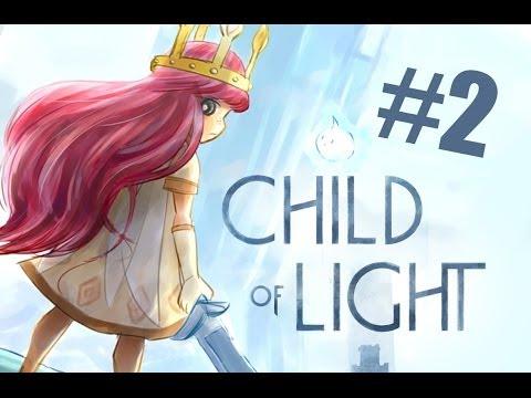 ЛЕТАЕМ! Child of Light #2 СВЕЖАЧОК от Ubisoft Montreal (HD)
