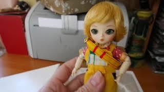 Лялька бжд Ай