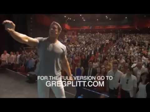 Greg Plitt - Speech only months before his passing