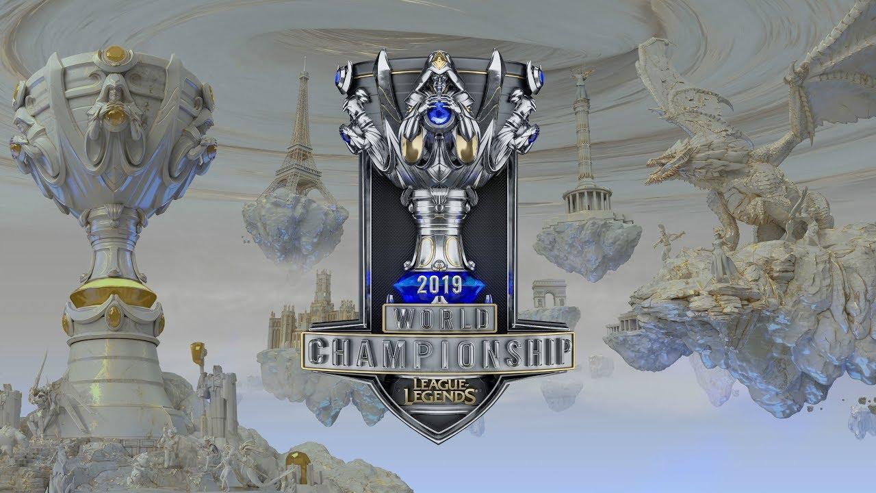 GRF vs IG | FPX vs FNC - Worlds 2019 Çeyrek Final