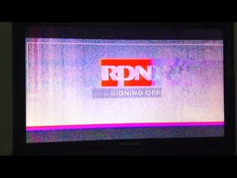 RPN 9/CNN Philippines - Sign Off (2018)
