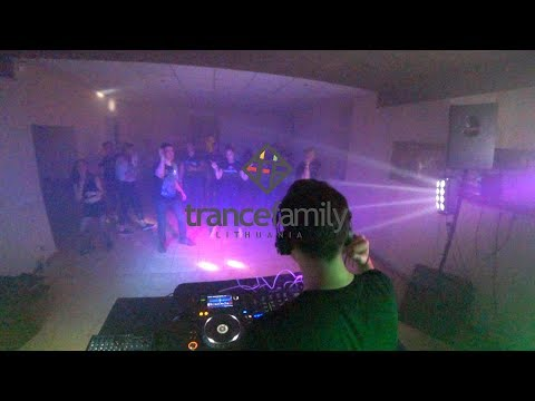 Orjan Nilsen – Reminiscence | Trance Family Lithuania Party