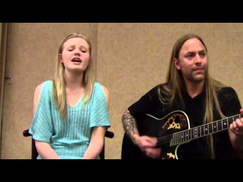 Lanee And Steve Stine Live - Playing