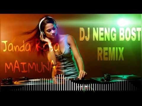 DJ JANDA RASA MAIMUNA AISYAH MEMANG CANTIK REMIX 2k18|NB|