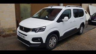 Peugeot Rifter 2019 - KIT PERNOCTA