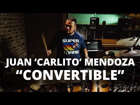 "Meinl Cymbals - Juan 'Carlito' Mendoza - ""Convertible"""