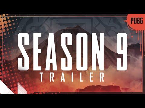 Season 9 Paramo Launch Trailer | PUBG