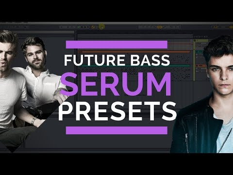 5 Future Bass Serum Presets Used By Chainsmokers & Other Big Artists